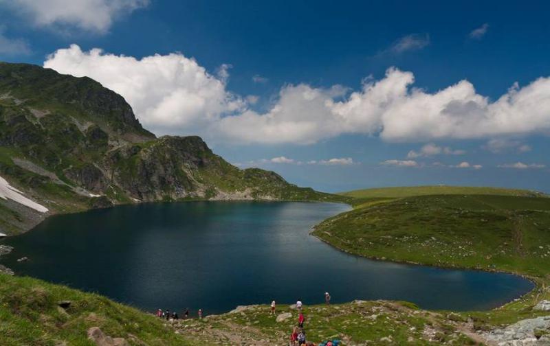 Семь рильских озер