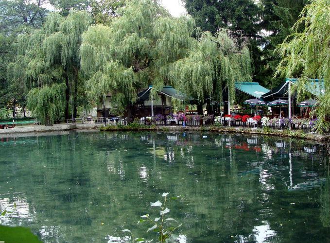 Озеро Клептуза