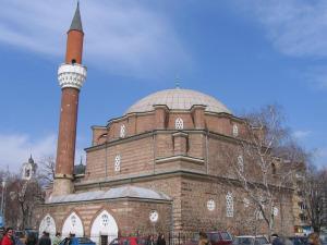Мечеть Бани Баши