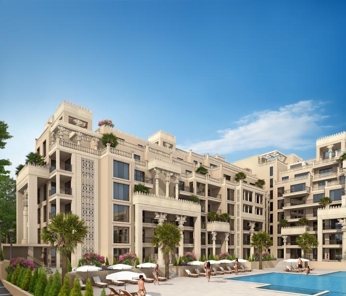 Квартира в Золотых песках за 62082 €  в сутки