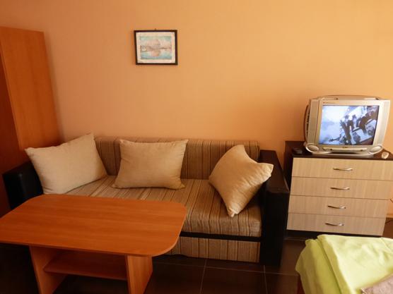 Квартира в Солнечном береге за 18 €  в сутки