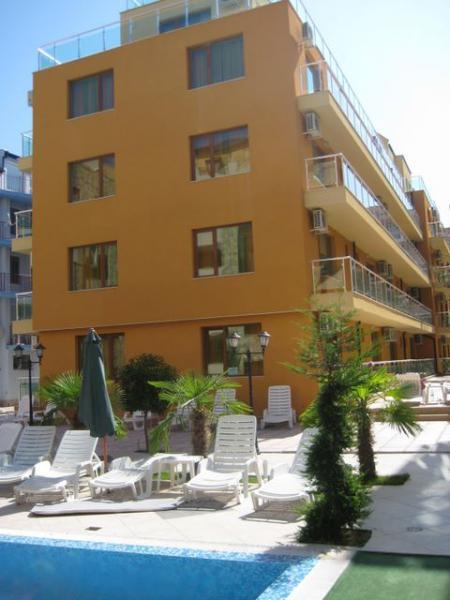 Квартира в Солнечном береге за 17500 €  в сутки
