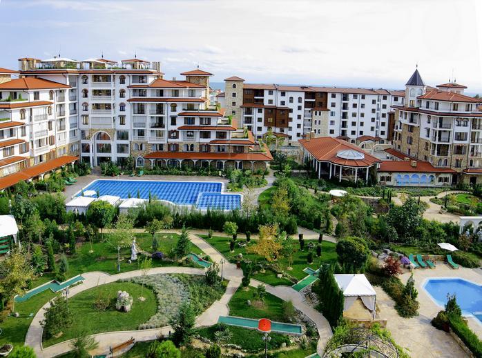 Апартамент в Несебре за 85 €  в сутки