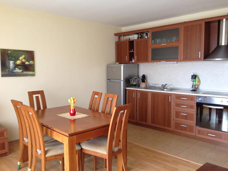 Апартамент в Золотых песках за 65 €  в сутки