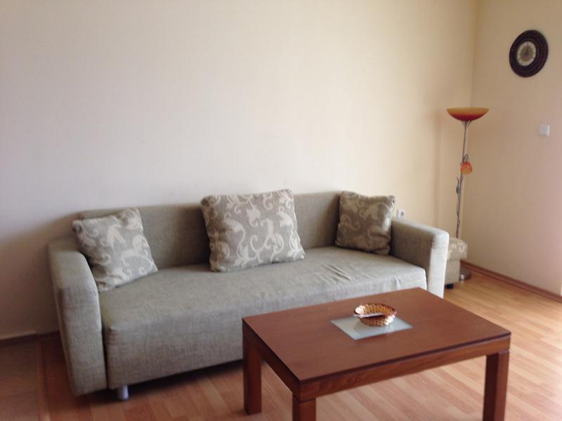Апартамент в Золотых песках за 60 €  в сутки